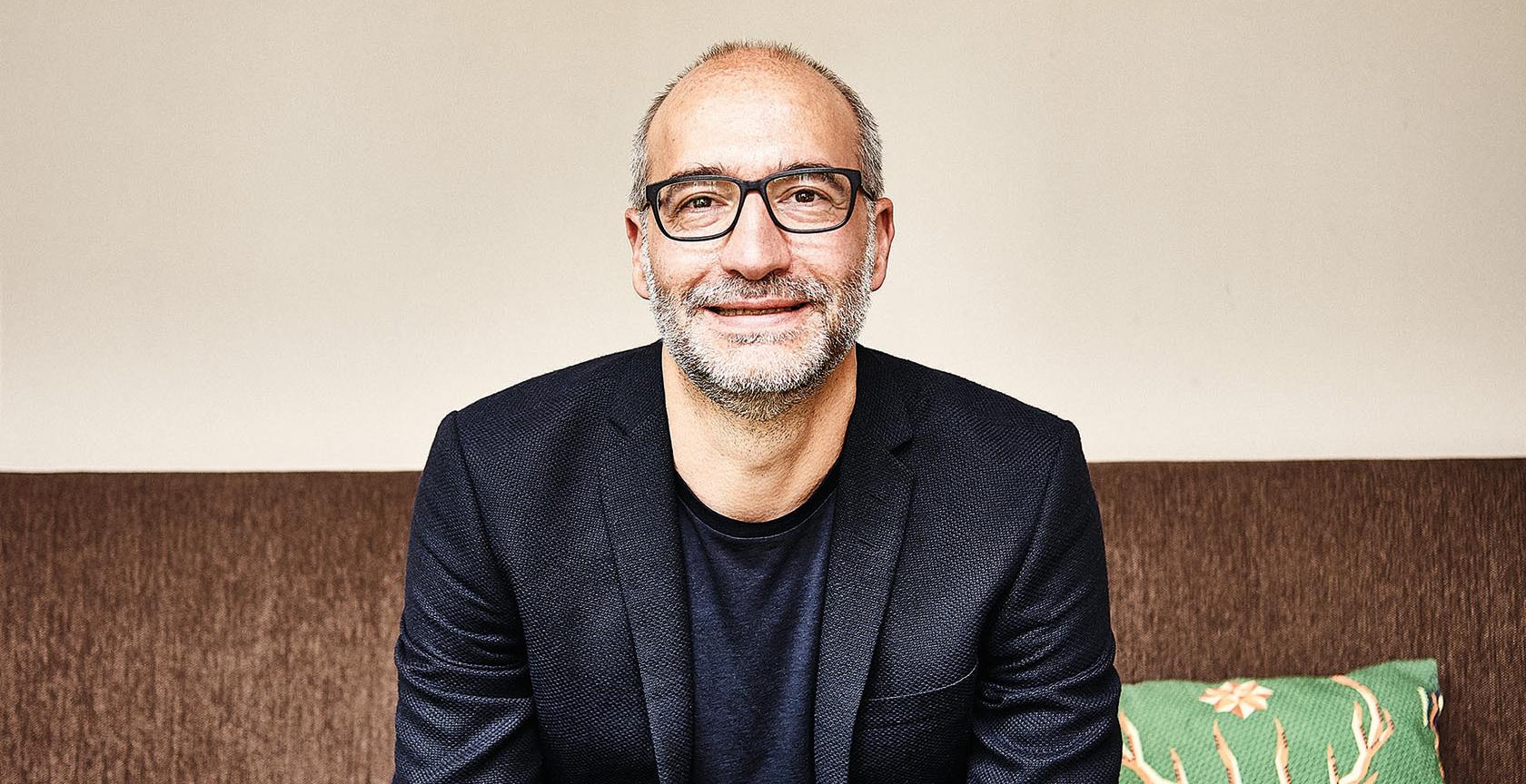 GBZ-Vorstandsvorsitzender Olaf Gstettner